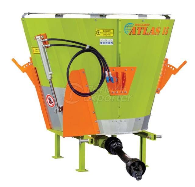Feed Mixing Machines