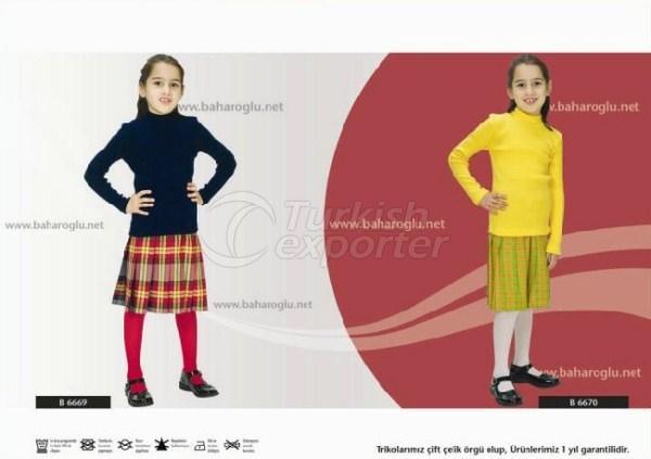 Turtleneck Uniform