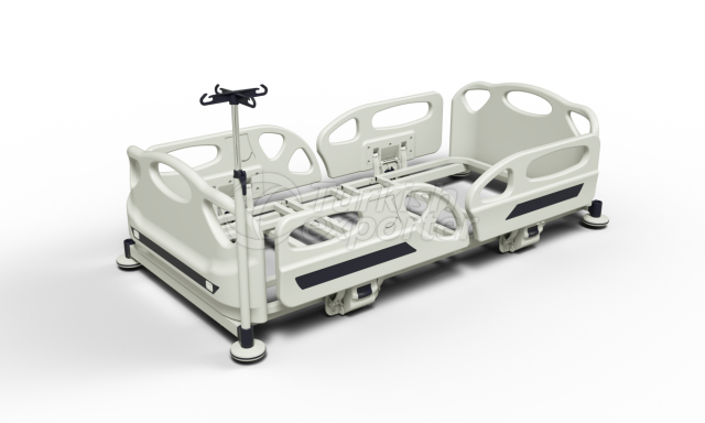 Polymetal Medical kant series bed