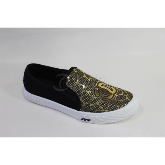 Linen Shoes 3279