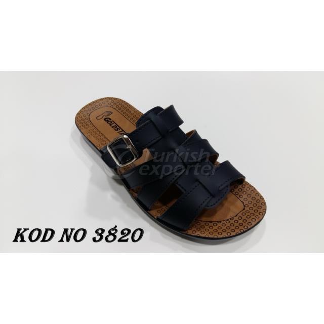 Man Slippers 3820