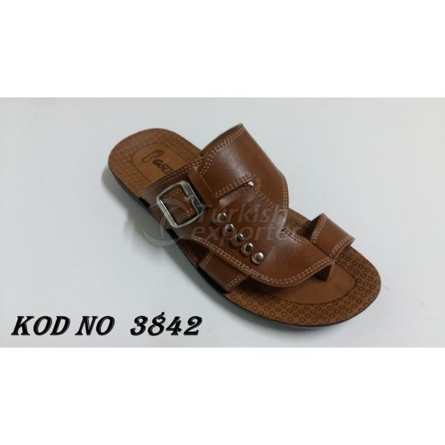 Man Slippers 3842