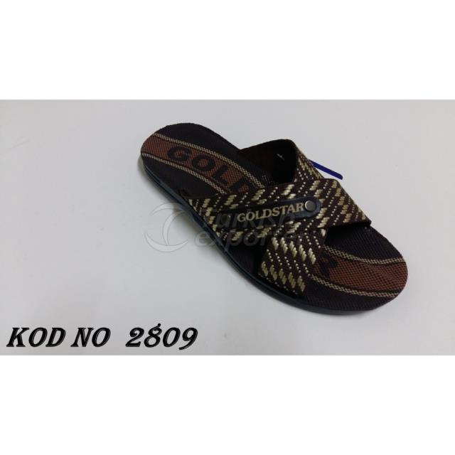 Man Slippers 2809