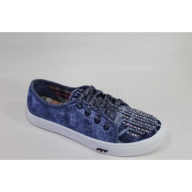 Linen Shoes 3471-7