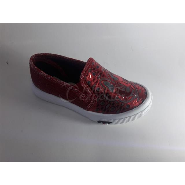 Linen Shoes 5238