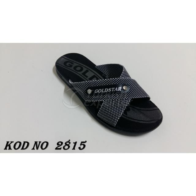Man Slippers 2815