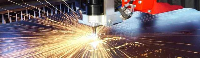 CNC Laser Cut