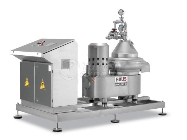Milk Separator MAXCLEAN 10T
