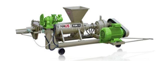 Pomace Press Machine HPOM-1000