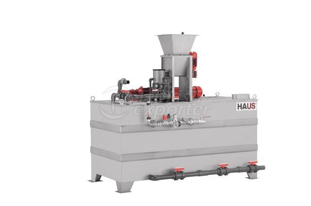 Polymer Units HPU - 2000