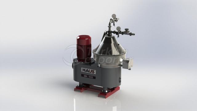 Olive Oil Separator SBA-5522