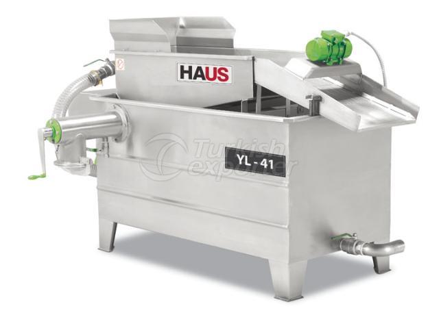 Olive Washing Machine YL-41