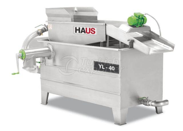 Olive Washing Machine YL-40