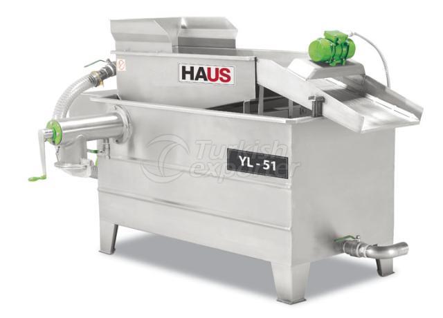 Olive Washing Machine YL-51