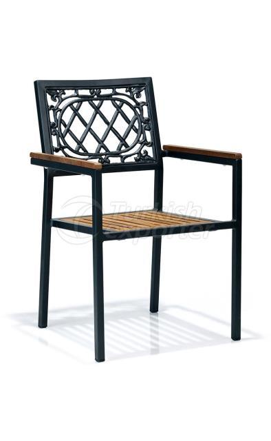 Garden Chairs BAROK ALS114