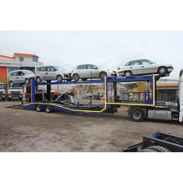 Car Carrier Trailers