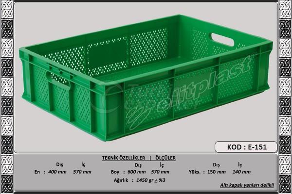 Plastic Packing (E-151)