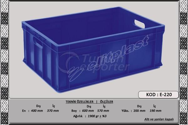 Plastic Packing (E-220)
