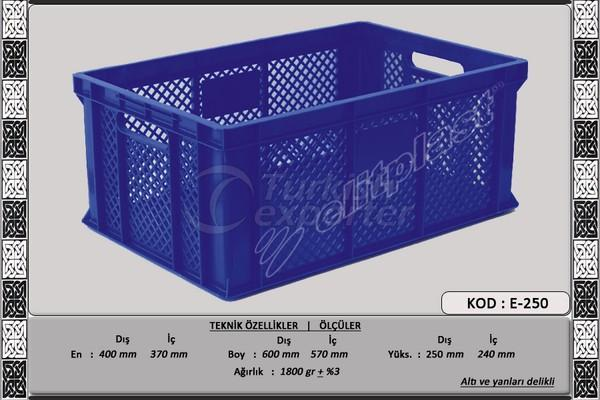 Plastic Packing (E-250)