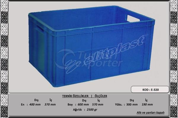 Plastic Packing (E-320)