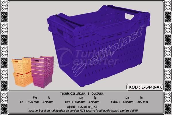 Plastic Packing (E-6440-AK)