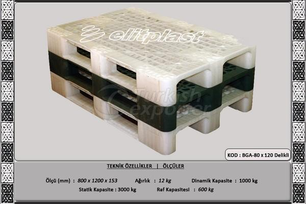 Burden Pallet (BGA Perforated)