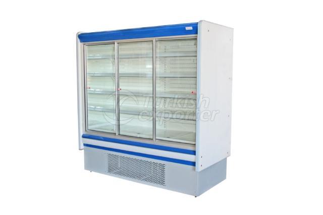 Multideck Dairy Cabinet NOVA 90 PSD