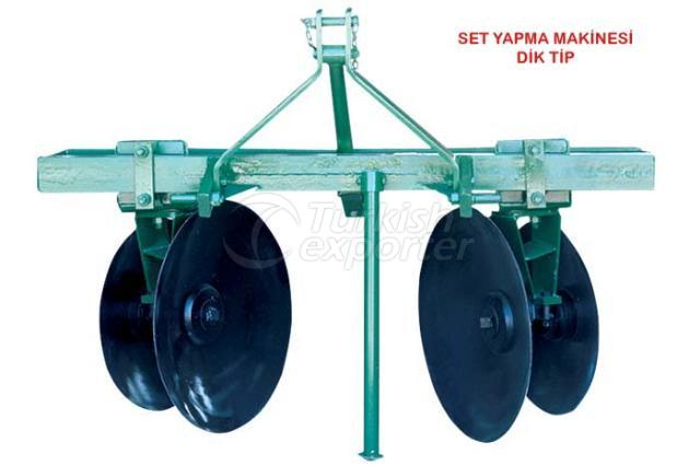 terracing machine vertical type