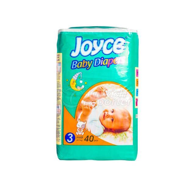 Baby Diaper Maxi Joyce
