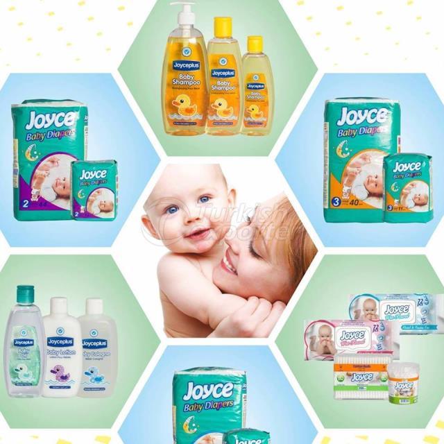 Baby Diaper Midi Joyce