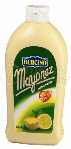 Mayonez 670 Gram