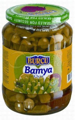 Bamya 680 Gram