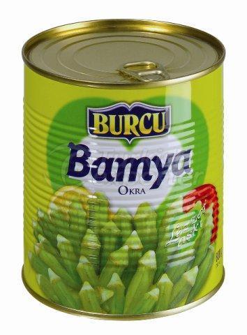 Bamya 800 Gram