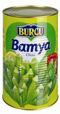 Bamya 4000 Gram