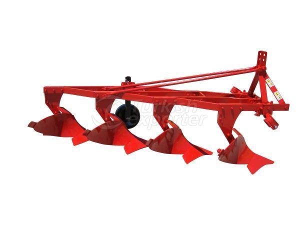Plough with Bar