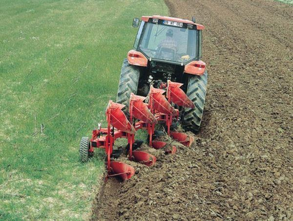 Mounted Type Reversible Mouldboard Plough