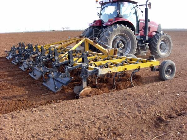 S Type Cultivator