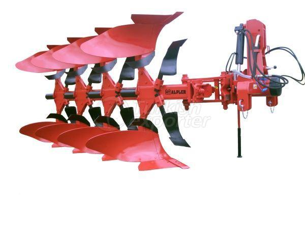 Hydraulic Reversible Mouldboard Plough