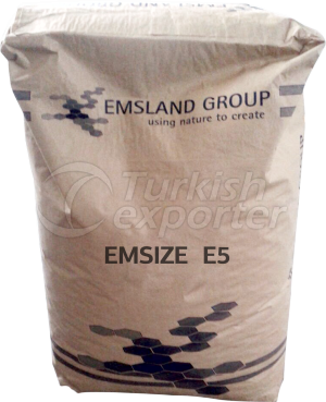 Sizing Chemicals Emsize E5