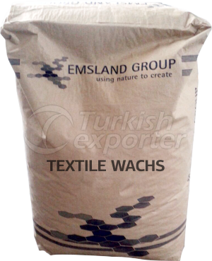 Sizing Chemicals Textile Wachs