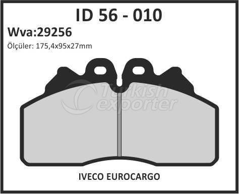 Brake Lining id 56 - 010
