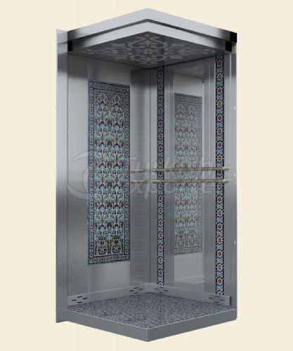 Elevator Cabin Bade