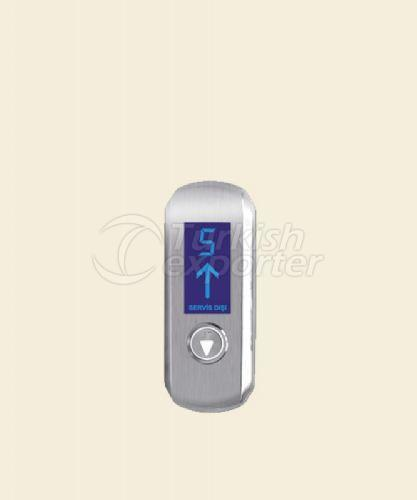 Elevator Button XCTV231B