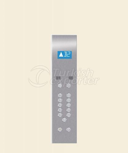 Elevator Button LSPN-1000-LCD