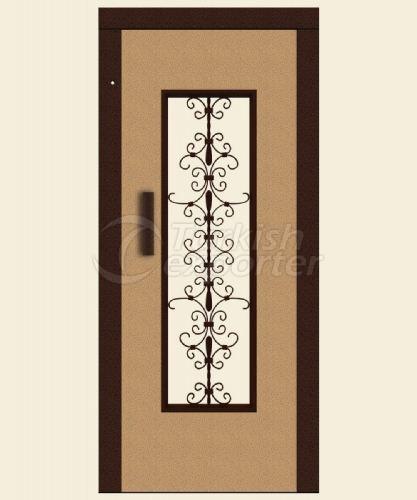 Elevator Door A-4258