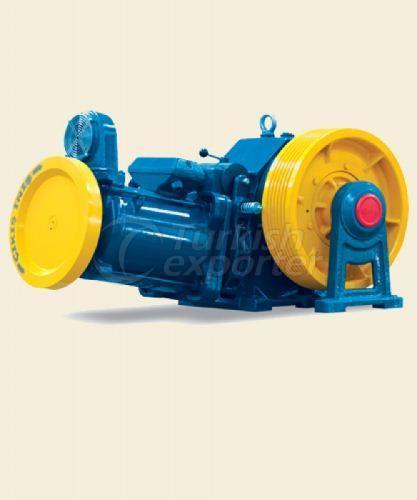 Elevator Motor Akis-4