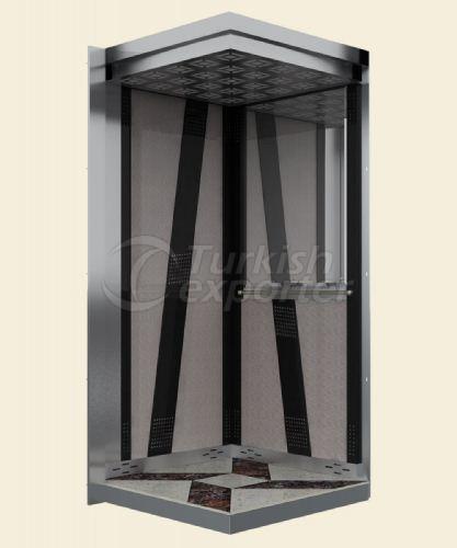 Elevator Cabin Munzur