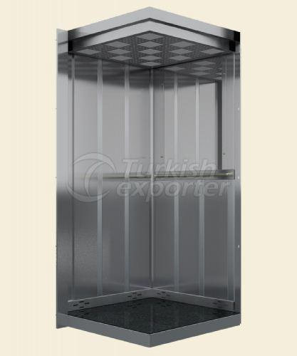Elevator Cabin Manas