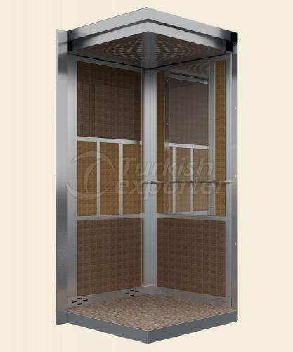 Elevator Cabin Berceste