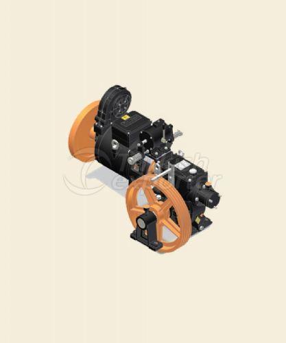 Elevator Motor Nagel